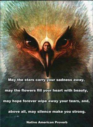 Native American wisdom ;p