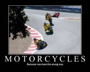 """Best """"Motivational"""" Motorcycle Posters"""