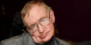 makes us somebody special Stephen Hawking Quotes StatusMind com