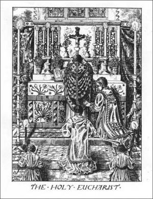 St Maximilian Kolbe and the Holy Eucharist
