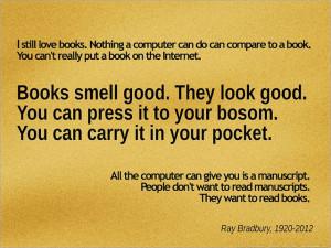 Ray Bradbury Quote   Flickr