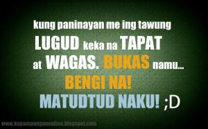 Tagalog Quotes Ako Ikaw