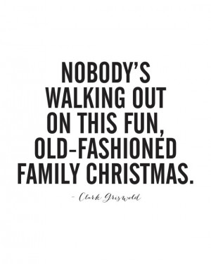 Clark Griswold Christmas Vacation Quote by 8thStreetPrints on Etsy ...