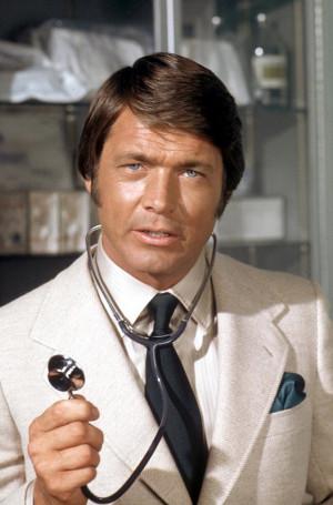 Chad Everett as 'Dr. Joe Gannon' in Medical Center (1969-76, CBS ...