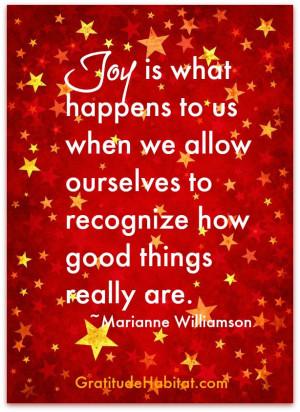 ... .com #gratitude-quote #positive-quote #Marianne Williamson quote