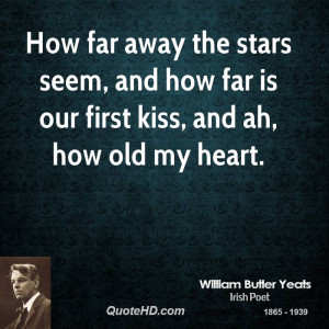 Our First Kiss Quotes How far is our first kiss,