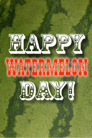 watermelon day activities quotes games