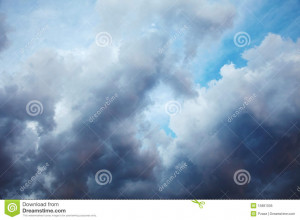 ... this Royalty Free Stock Photo Dark Cloudy Night Ominous Sky picture