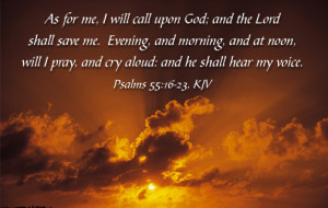 Psalms Quote, Bible, Heaven, Life after Death