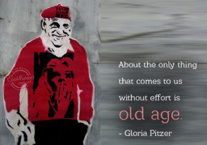 Age Quotes, Sayings about getting old - Page 3