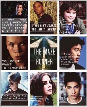 Maze Runner Boyfriend