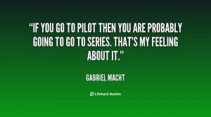 quotes about pilots
