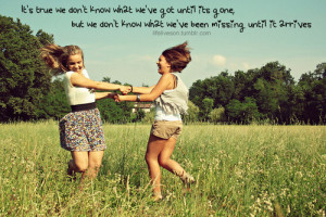 Friendship Quotes for Girls Tumblr