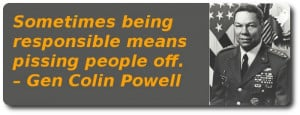 Colin Powell's Rules