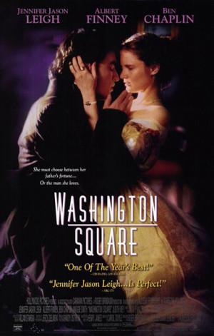 movie poster washington square