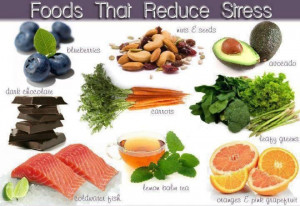 Foods That Reduce Stress And Anxiety