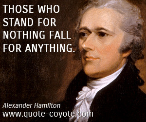 Related to Alexander Hamilton Quotes