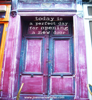 opening-a-new-door-quote