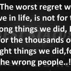 Worthless people