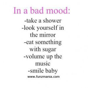 Bad Mood quote #2
