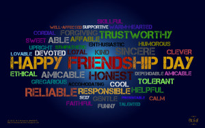 Friendship Day Quotes To Share On Facebook Friendship day wallpapers