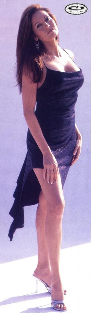 Lisa Guerrero Feet
