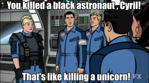 Re: Archer - Welcome to the Danger Zone