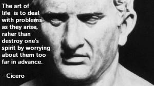 Famous Cicero Quotes Latin