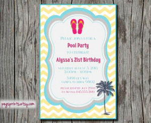 20. Burgers and Brew Adult Birthday Invitations | via TeAmoCharlie