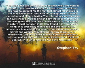Stephen Fry quote