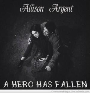 Rip Allison Argent