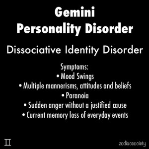 me gemini quotes astrology signs gemini truths personality disorder ...
