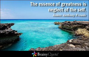 Neglected Children Quotes James anthony froude quote
