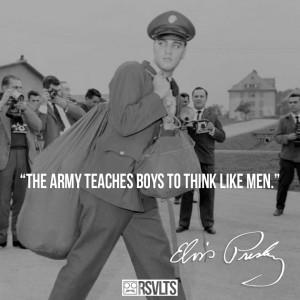 Elvis Quotes