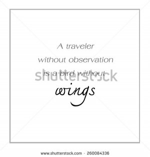 ... Life Quote on Black and White Background Design. - stock photo