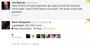 Mark Sheppard jim beaver spn cast