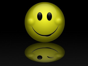 Smiley Smiley Wallpaper
