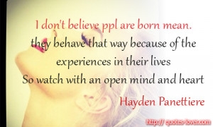 ... quotes experiences picture quotes mean people picture quotes open mind
