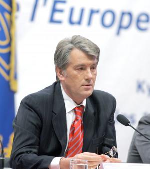 viktor yushchenko nationalism