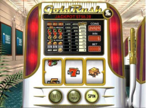 Gold Rush Slots - Where To Play Gold Rush 3 Reel Slot