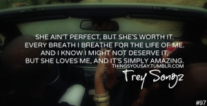 Displaying (17) Gallery Images For Trey Songz Simply Amazing Quotes...