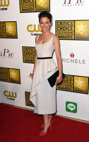 Tatiana Maslany – 2014 Critics Choice Television Awards in Beverly ...