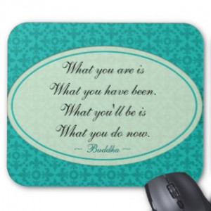 Buddha Quote Motivational Mousepad P144179811274749093yn 325