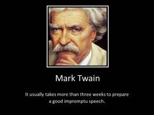 mark twain funny quotes