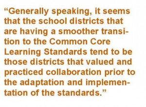 NSBA supports high academic standards, including Common Core, that are ...