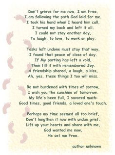 ... detail for -In loving memory poems / In loving memory sayings More