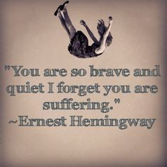 ... Quotes, Loss Grief Quotes Sadness, Ernest Hemingway Quotes, His Loss