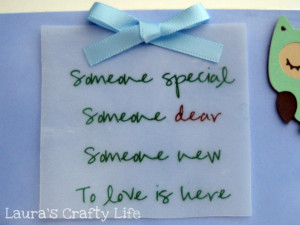 baby shower quotes for cards