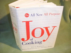 ALL NEW ALL PURPOSE JOY OF COOKING MARION IRMA S ROMBAUER HCDJ 1997