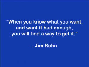Jim Rohn quotes and sayings